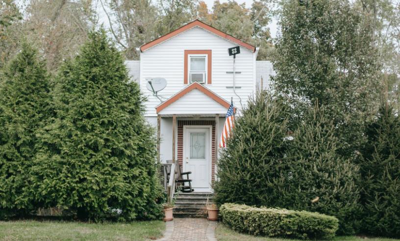 Hochwertige Vordächer auch für Ihr Haus