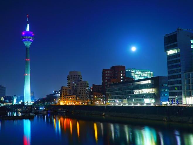 Eventlocation Düsseldorf